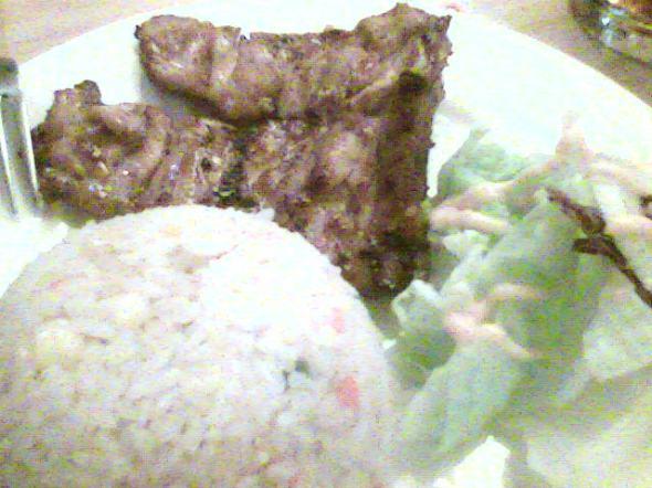 My Chicken Bulgalbi! Yum!